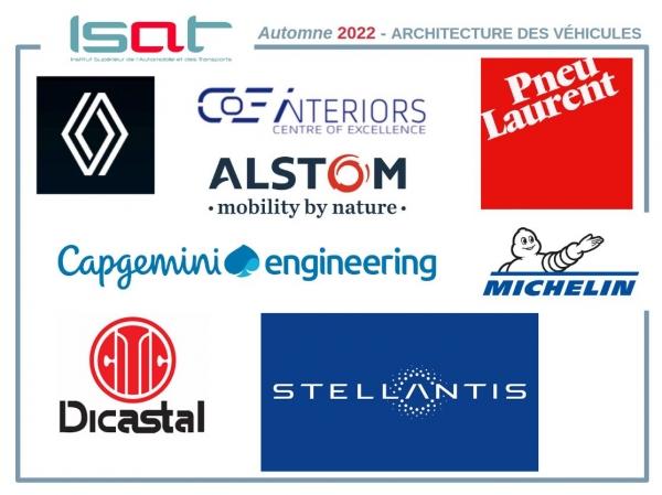 Des experts en ''Architecture des véhicules''